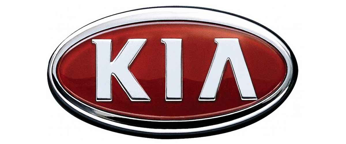Логотип компании Kia Motors Corporation
